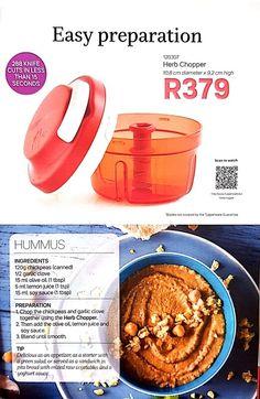 Hummus Ingredients, Pasta Maker, Flower Bowl, Tupperware, Food Preparation, Bowl Set, Herbs, Snacks