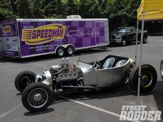 T-Bucket Roadster | 11 Ntba T Bucket Nationals Silver T Bucket Photo 13