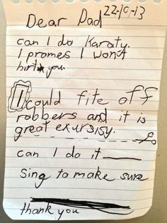 """They respected their elders. 
