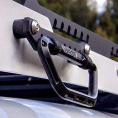 Cool Truck Accessories, 4runner Accessories, Vehicle Accessories, Hummer H3, Truck Roof Rack, Accessoires 4x4, Jimny Suzuki, Overland Gear, Tacoma Truck