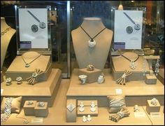 Unique Boutique Displays | 2007 Fashion Trend for Custom Luxury Bespoke Jewellery. One-of-a-kind ...