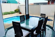 Your meal time view....  Lifestyle Winner For Sale Mitchell Park South Australia  #winner #lifestyle #familyhome #familygoals #family #pool #blue#entertain #location #invest #investment #home #homegoals #aussiedream #own #mitchellpark  #cityofmarion #southaustralia #realestateadelaide #realestate #naomiwillrealestate  http://m.allhomes.com.au/listing/174188680?mode=buy