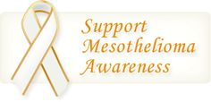 With hope, the odds don't matter. Mesothelioma awareness