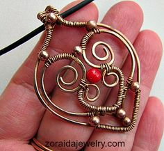 Pendants/Pins - Zoraida Jewelry