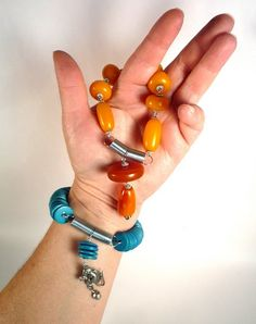 Hardware Spring Stretch Bracelet