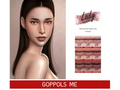 The Sims 4 GPME Lady Nude Collection 2018 Sims 4 Cc Skin, Sims 4 Mm Cc, Sims 4 Game Mods, Sims Mods, Sims 4 Stories, Sims 4 Gameplay, Sims 4 Cc Makeup, Best Sims, Sims 4 Cc Packs