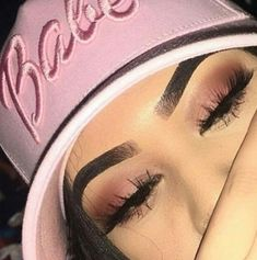 Image about makeup in Make up 💄💋 by moonchildalexx_ Makeup On Fleek, Cute Makeup, Glam Makeup, Gorgeous Makeup, Pretty Makeup, Skin Makeup, Makeup Inspo, Classy Makeup, Flawless Makeup