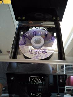 METAXAS PHOS CD player transport.   eBay Turntable, Transportation, Audio, Notes, Ebay, Record Player, Report Cards
