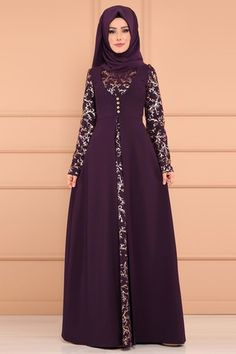 Elegent Fashion Style Muslim Women Plus Size Long Abaya Multicolor XXXL Niqab Fashion, Batik Fashion, Fashion Dresses, Muslim Women Fashion, Islamic Fashion, Hijab Evening Dress, Dress Pesta, Modele Hijab, Abaya Designs