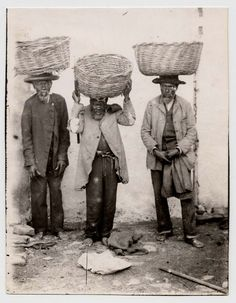 Reflexões: Fotos históricas de escravos recém libertos...