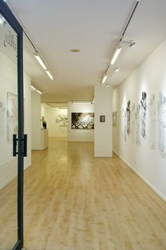 """Encounters"" Current group show, until April the 14th, gallery Victor Lope Arte Contemporaneo Barcelona, Spain"