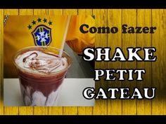 Como Fazer Shake Petit Gateau Herbalife - YouTube