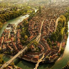 Bern, Switzerland #europe #switzerland
