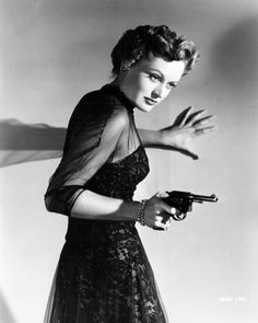 Alexis Smith, 1950, publicity shot for Undercover