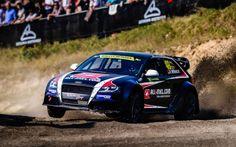 World RX: A full field of Audi Supercars in 2015 FIA World Rallycross Championship