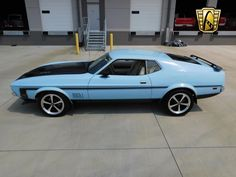 1971 Ford Mustang Mach 1 | Gateway Classic Cars | 461-ATL