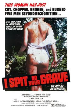 I Spit on Your Grave 【 FuII • Movie • Streaming