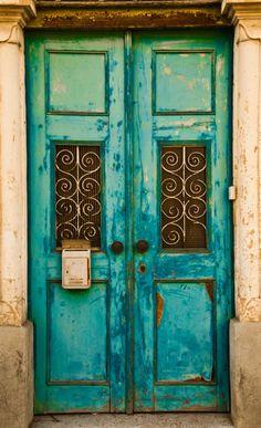 Old Door, George Kaz