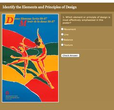Elements and Principles of Design (Arts Alive)