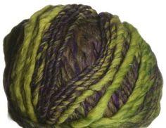 Plymouth Bazinga Yarn - 01 Lime Grape - Large Photo at Jimmy Beans Wool