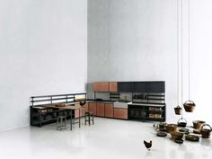 An incredible styling series for Boffi's kitchenology-Eclectic Trends