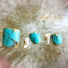 Dark Nail Designs, Toe Designs, Pedicure Designs, Pedicure Nail Art, Toe Nail Art, Pretty Toe Nails, Pretty Toes, Fancy Nails, Gorgeous Nails