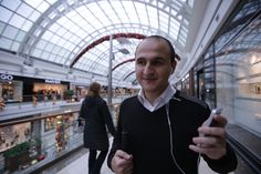 Hayal Ortağım application, an app catering to customers at Istinyepark, a shopping center in Istanbul, leveraged beacons to help the visually challenged with navigation.