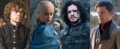 The 16 Types of Game of Thrones Fans - I'm #6 fo sho!!