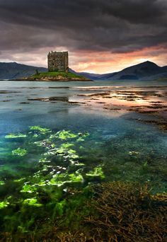Castle Stalker by Stephen Emerson on 500px