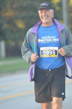 Can't run? Walk! We welcome walkers in each of our events.