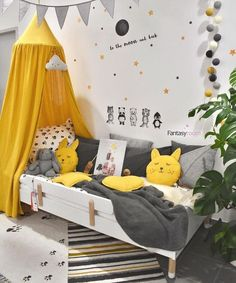 p/fur-senfgelb-lover-childroom - The world's most private search engine Boy Toddler Bedroom, Boys Bedroom Decor, Toddler Rooms, Baby Bedroom, Baby Boy Rooms, Girls Bedroom, Room Boys, Boy Girl Room, Child Room