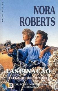 Romance de Bolso : Fascinação - Nora Roberts - Harlequin Internacional Narrativa Nº 2