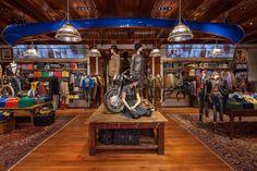 Flagship store Ralph Laurent