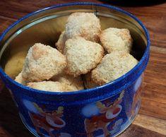 Rezept Weltbeste Kokosmakronen (vegan) von VeganGeckopfote - Rezept der Kategorie Backen süß