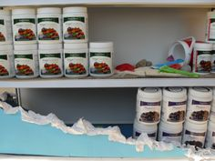 Kardish Bells Corner's Progressive Nutritional Display - Click through to vote DAILY for a chance to #WIN a trip for 2 to #Hawaii
