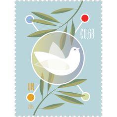 Amoureux des beaux timbres, il n'est pas trop tard pour vous procurer la série de timbres ordinaires 2015 de l'ONU réalisée par l'artiste Sergio Baradat.