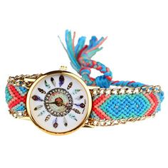 Delicate women cartoon Feather Figure Knitted watches for LADY Jun12 Hot Selling norgj