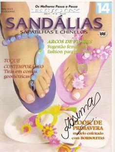 Magazine  Sandales n ° 14 -