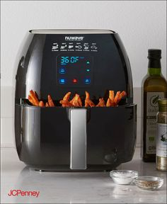 An electric fryer is a quick and mess-free way to serve up all your favorite foods. French fries? Check. Onion rings? Yes, please! Game day and family gatherings won't be complete without a countertop electric fryer.