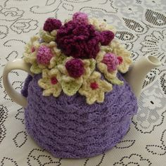 CROCHET A TEA COZY EASY PATTERN | Crochet Patterns Only