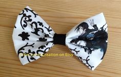 Hey, I found this really awesome Etsy listing at https://www.etsy.com/listing/168412925/black-butler-sebastian-and-ciel-inspired