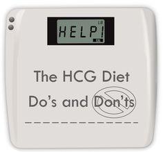HCG Tips | HCG Diet Trips | HCG Dos and Donts | HCG Diet Tricks