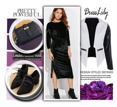 """""""Dresslily 59"""" by saaraa-21 ❤ liked on Polyvore featuring dresslily"""