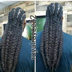 Beautiful loc style for him and her