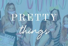 All things pretty from gorgeous bouquets to inspiring shoe closets. Follow our board here: https://www.pinterest.com/makeupdotcom/pretty-things/