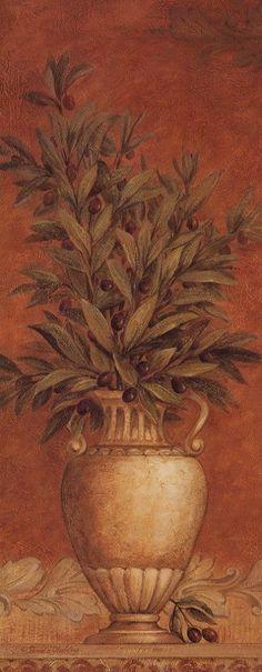 Tuscan Reverie I (Pamela Gladding)