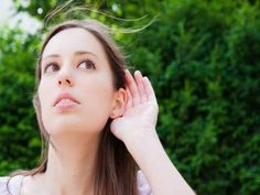 Hearing Loss Women