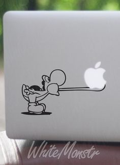 If I ever had a Mac, this would go on it.