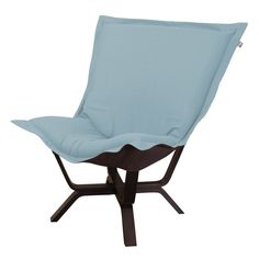 Milan Sterling Puff Chair