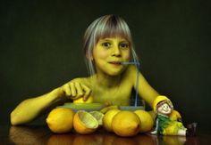 Too much lemonade by Samanta